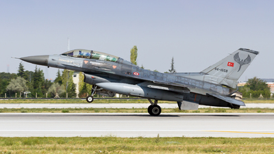 94-1558 - Lockheed Martin F-16D Fighting Falcon - Turkey - Air Force