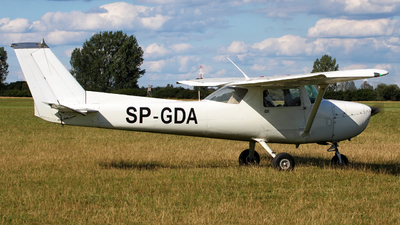 SP-GDA - Cessna 150L - Private