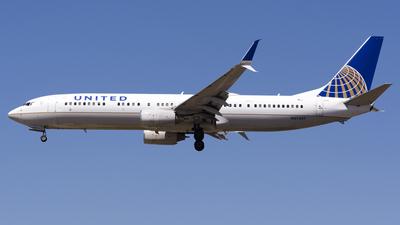 N37437 - Boeing 737-924ER - United Airlines