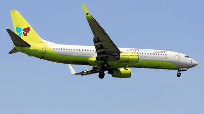 HL7565 - Boeing 737-8B5 - Jin Air