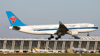 A picture of B6531 - Airbus A330223 - China Southern Airlines - © Keanu Chen