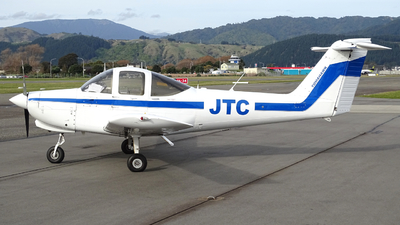 ZK-JTC - Piper PA-38-112 Tomahawk - Air Hawkes Bay