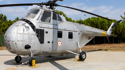 52-7577 - Sikorsky UH-19B Chickasaw - Turkey - Air Force