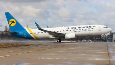 A picture of URUIA - Boeing 7378KV - Ukraine Int. Airlines - © Artem Ivashchenko