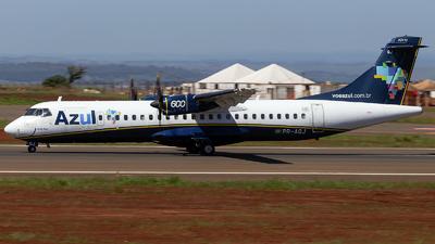 PR-AQJ - ATR 72-212A(600) - Azul Linhas Aéreas Brasileiras
