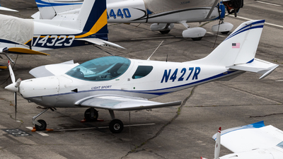 N427R - CZAW SportCruiser - Private