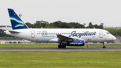 RA-89011 - Sukhoi Superjet 100-95B - Yakutia Airlines