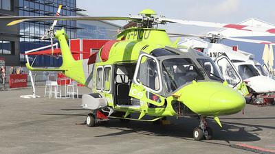 G-PICU - Agusta-Westland AW-169 - Private