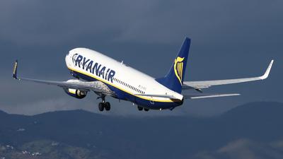 A picture of EIEVO - Boeing 7378AS - Ryanair - © Fernandez Manuel