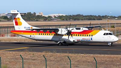 A picture of ECLRR - ATR 72600 - Iberia - © Manuel Llama - Benalmadena Spotters