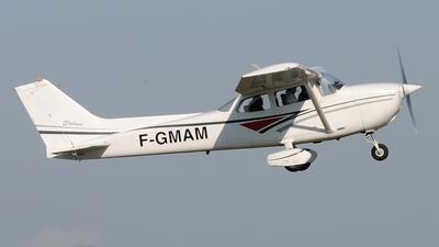 F-GMAM - Reims-Cessna F172N Skyhawk II - Private