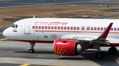 VT-CID - Airbus A320-251N - Air India