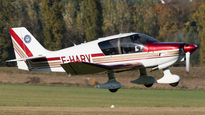 F-HARV - Robin DR400/140B Major - Aero Club - Paul Tissandier