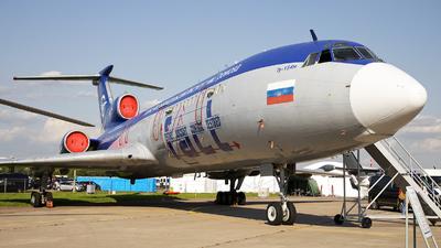 RA-85317 - Tupolev Tu-154M - Russia - Gromov Flight Research Institute
