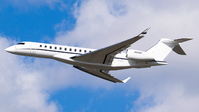 N318GB - Bombardier BD-700-2A12 Global 7500  - Private
