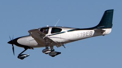 N519EB - Cirrus SR22T-GTS G5 Platinum - Private