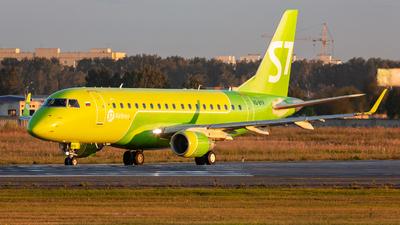 A picture of VQBYV - Embraer E170SU - S7 Airlines - © Marianna Rychkovskaia