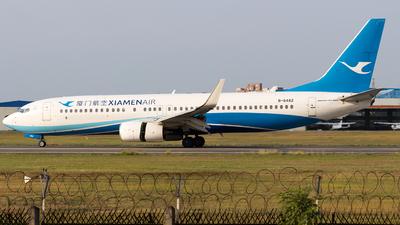 B-6482 - Boeing 737-85C - Xiamen Airlines