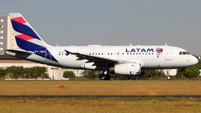 PT-TMG - Airbus A319-132 - LATAM Airlines