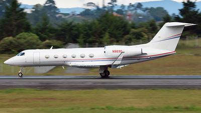 N903G - Gulfstream G450 - Canal Air