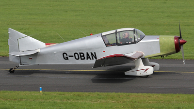 A picture of GOBAN - Jodel D140B Mousquetaire II - [80] - © Ian Howat