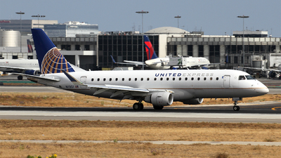 N113SY - Embraer 170-200LR - United Express (SkyWest Airlines)