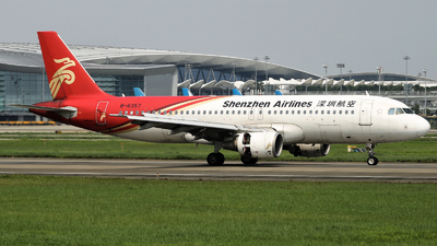 B-6357 - Airbus A320-214 - Shenzhen Airlines