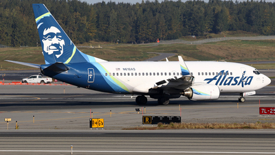 N618AS - Boeing 737-790 - Alaska Airlines