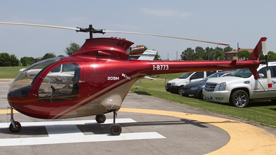 I-B773 - Fama Elicopter-Kiss 209M - Private