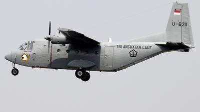 U-6211 - IPTN NC212M-200 Aviocar - Indonesia - Naval Air Arm