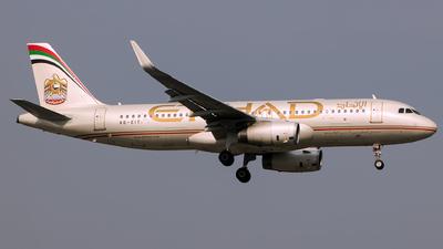 A6-EIT - Airbus A320-232 - Etihad Airways