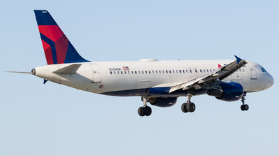 A picture of N330NW - Airbus A320211 - Delta Air Lines - © Positive Rate Photography