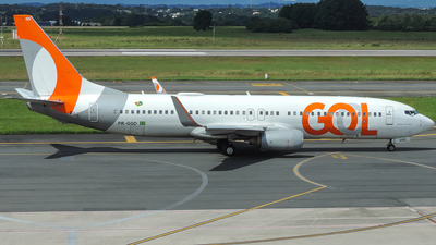 A picture of PRGGD - Boeing 7378EH - GOL Linhas Aereas - © J3an_longo