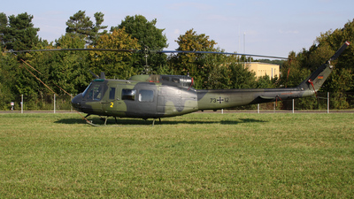 73-12 - Bell UH-1D Iroquois - Germany - Army