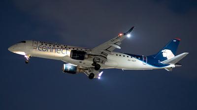 XA-AEF - Embraer 190-100IGW - Aeroméxico Connect