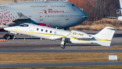 ES-PVP - Bombardier Learjet 60 - Avies Air Company