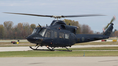 146484 - Bell CH-146 Griffon - Canada - Royal Air Force