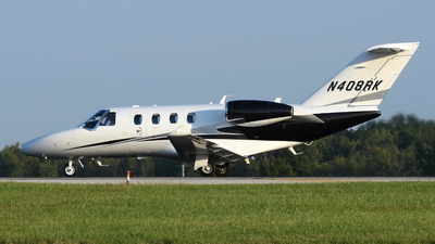 N408RK - Cessna Citation M2 - Private