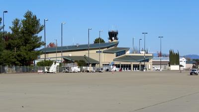 KRDD - Airport - Terminal