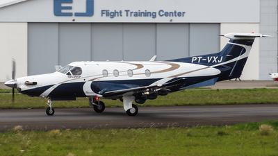 PT-VXJ - Pilatus PC-12/47E - Private