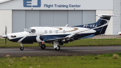 A picture of PTVXJ - Pilatus PC12/47E - [1044] - © Delta Mike