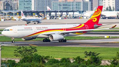 B-304L - Airbus A330-343 - Hainan Airlines