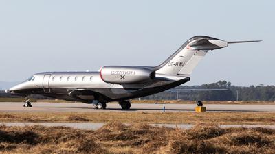 OE-HWJ - Cessna 750 Citation X - Private