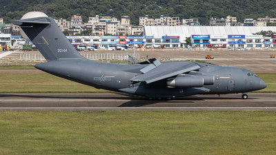 20144 - Xian Y-20 - China - Air Force