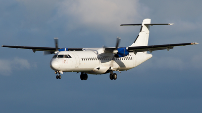 LY-MCA - ATR 72-201 - Danu Oro Transportas (DOT)