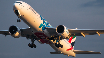 A6-EGB - Boeing 777-31HER - Emirates