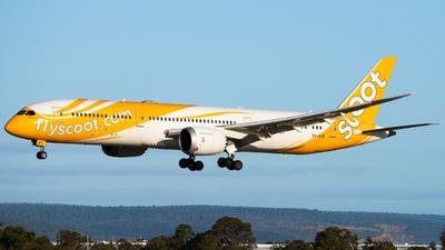 9V-OJE - Boeing 787-9 Dreamliner - Scoot
