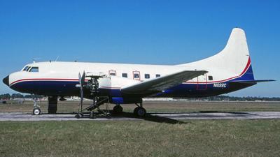 N1022C - Convair CV-240 - Trans Florida Airlines