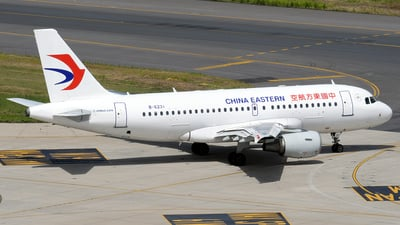 B-6231 - Airbus A319-115 - China Eastern Airlines