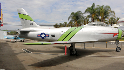 53-1396 - North American F-86H Sabre - United States - US Navy (USN)